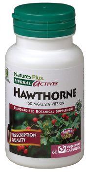 Nature's Plus Hawthorne 150mg 60v.caps