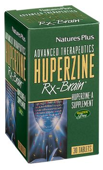 Nature's Plus Hyperzine RX Brain 30 tabs