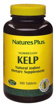 Nature's Plus Kelp 300 tabs
