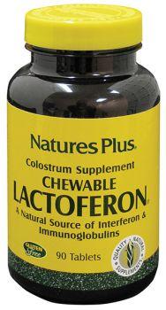 Nature's Plus Lactoferon 90 Chewable