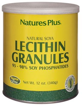 Nature's Plus Lecithin Granules 340gr