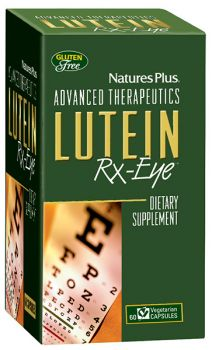 Nature's Plus Lutein RX Eye 60 v.caps