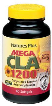 Nature's Plus Mega Cla 1200 mg 60 softgels