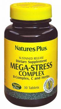 Nature's Plus Mega Stress Complex 30 tabs