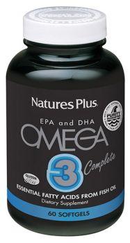 Nature's Plus Omega 3 Complete 60 softgels