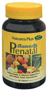 Nature's Plus Prenatal 90 tabs
