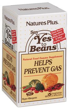 Nature's Plus Say Yes To Beans 60 veg. caps