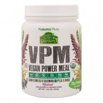 Nature's Plus Source Of Garden VPM Naked Protein 1,42lb