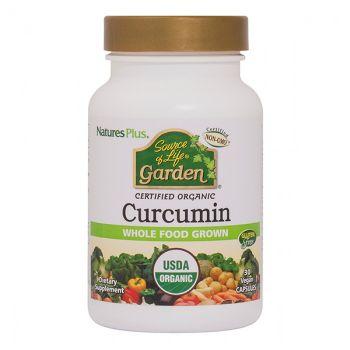 Nature's Plus Source Of Life Garden Curcumin 400mg 30caps