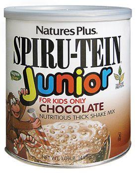 Nature's Plus Spiru-tein JR Chocolate Shake 495gr
