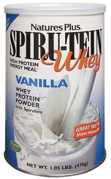 Nature's Plus Spiru-tein Whey Vanilla 476gr