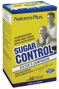 Nature's Plus Sugar Control 60 vcaps