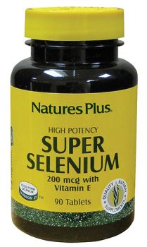 Nature's Plus Super Selenium Complex 90 tabs