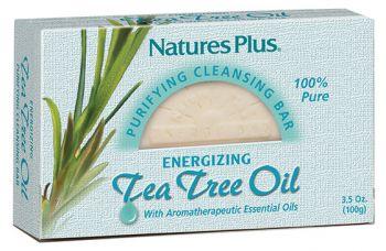 Nature's Plus Tea Tree Oil Antibacterial 100gr