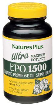 Nature's Plus Ultra Epo 1500 mg 60 softgels