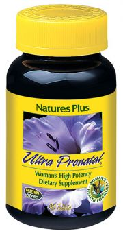 Nature's Plus Ultra Prenatal 90 tabs