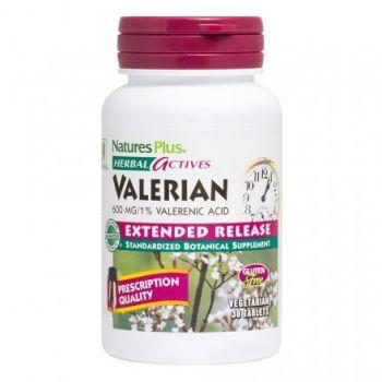 Nature's Plus Valerian 600mg 30tbs