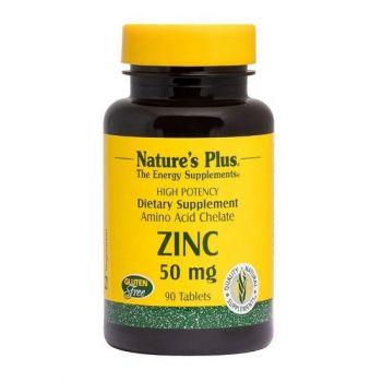 Nature's Plus Zinc Dyno-Mins 50mg 90tabs