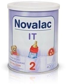 Novalac-Γάλα-2ης-Βρεφικής-Ηλικίας-Για-Την-Δυσκοιλιότητα-Από-Τον-6ο-Μήνα-Novalac-IT-2-400-Gr