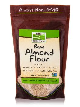 Now Foods Almond Flour 10 oz (283,4gr)