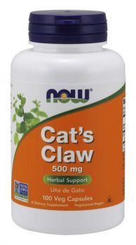 Now Foods Cat's Claw 500mg 100caps