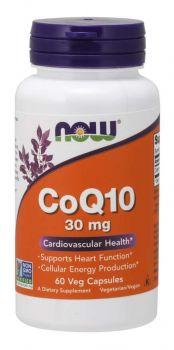 Now Foods CoQ10 30mg 60veg.caps