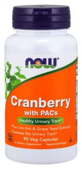 Now Foods Cranberry Maximum Strength 60veg.caps