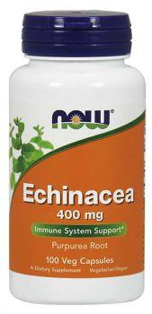 Now Foods Echinacea Root 225mg 100caps