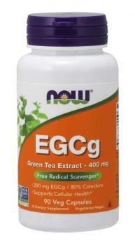 Now Foods EGCg Green Tea Extract 400mg 90vegtabs