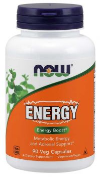 Now Foods Energy Epedhra 90caps