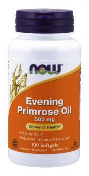 Now Foods Evening Primrose Oil 500mg 100softgels