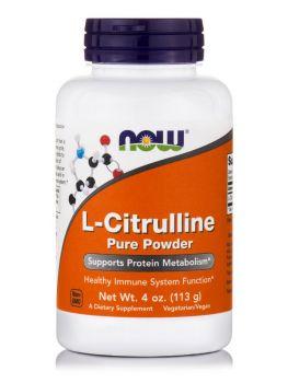Now Foods L-Citrulline Powder 4oz