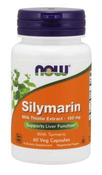 Now Foods Milk Thistle Silymarin 150mg 60veg.caps