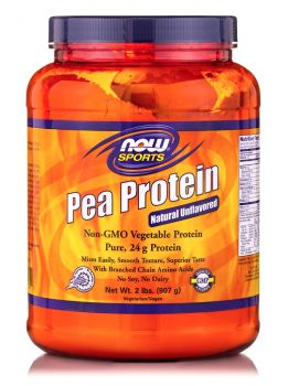 Now Foods Pea Protein 100% Pure Vegetarian 908gr