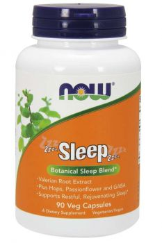Now Foods Sleep Formula with Valerian 90veg.caps