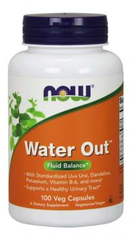 Now Foods Water Out 100veg.caps