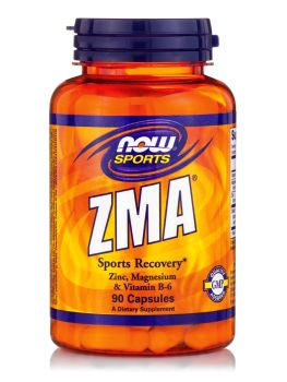 Now Foods ZMA 800 mg 90 softgels
