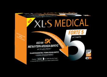 Omega Pharma XLS Medical Forte 5 180 κάψουλες
