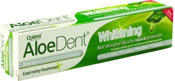 Optima Aloe Dent Whitening Toothpaste 100ml