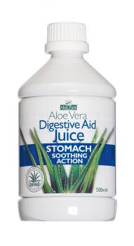 Optima Aloe Vera Juice Digestive Aid 500 ml