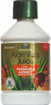 Optima Aloe Vera Juice with Monuka Honey 500 ml