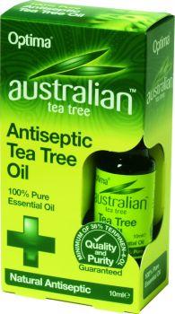 Optima Australian Tea Tree Antiseptic Oil 10 ml