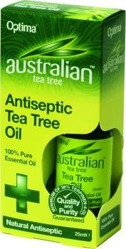 Optima Australian Tea Tree Antiseptic Oil 25 ml