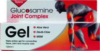 Optima Glucosamine Joint Complex Gel 125 ml