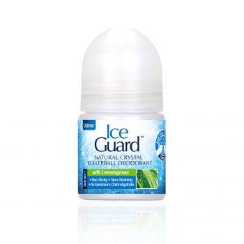 Optima Ice Guard Rollerball with Lemongrass 50ml