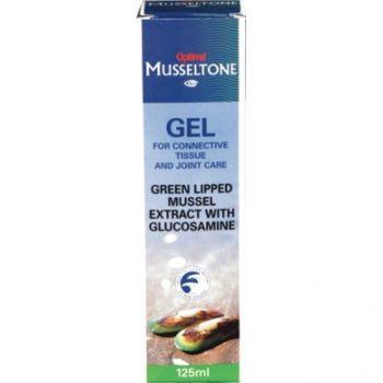 Optima Musselflex Gel With Glucosamine 125ml
