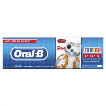 Oral-Β Οδοντόπαστα Star Wars Junior 6+ Ετών 75ml