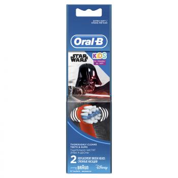 Oral-B Ανταλλακτικά Kids Starwars 2τεμ