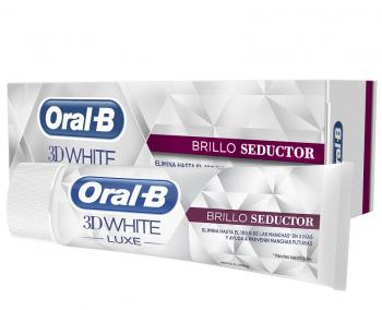 Oral B 3D White Luxe Glamour White 75ml 1Τεμάχιο