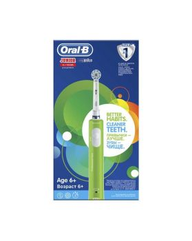 Oral B Junior Hbox Green 1τμχ